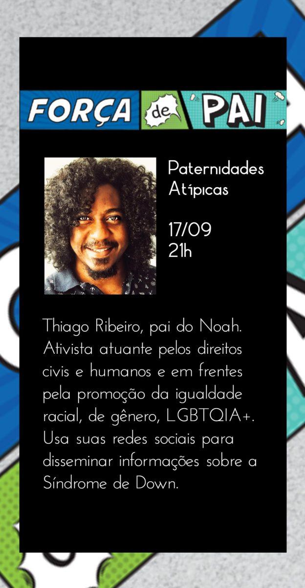 Thiago Ribeiro scaled - FORÇA DE PAI 2020 – O encontro que celebrou a diversidade paterna!