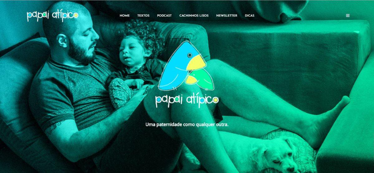 """Papai Atipico Site scaled - O encontro de dois papais """"atípicos"""""""